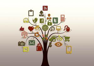 taxa de engajamento redes sociais